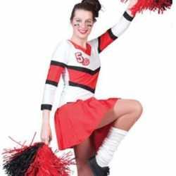 Cheerleader jurkje goedkoop voor dames