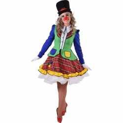Clown Pipo jurkje goedkoop voor dames