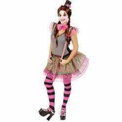 Clown Valentina jurkje goedkoop voor dames