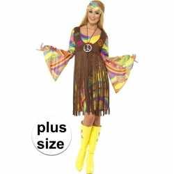 Grote maat hippie jurkje goedkoop gilet goedkoop voor dames