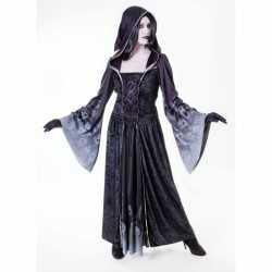 Halloween Gothic zombie jurkje goedkoop voor dames