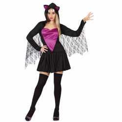 Halloween halloween vleermuis jurkje goedkoop voor dames