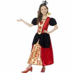 Hartenvrouw jurkje goedkoop voor meisjes