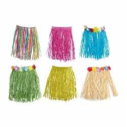 Hawaii jurkje rafia 42 cm goedkoop voor kinderen