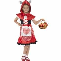 Jurkje roodkapje goedkoop voor meisjes