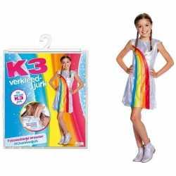 K3 verkleedjurkje goedkoop voor kinderen