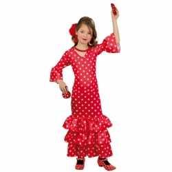 Lange Spaanse jurkje goedkoop voor meisjes
