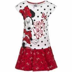 Minnie mouse rood jurkje goedkoop shirt meisjes