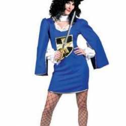 Musketier jurkje goedkoop voor dames