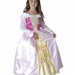 Prinsessen jurkje goedkoop voor meisjes roze