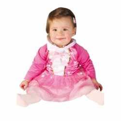 Roze prinsessen jurkje goedkoop voor babys