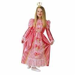 Roze prinsessen jurkje goedkoop voor meisjes