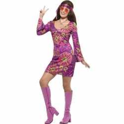 Voordelige hippie jurkje goedkoop voor dames